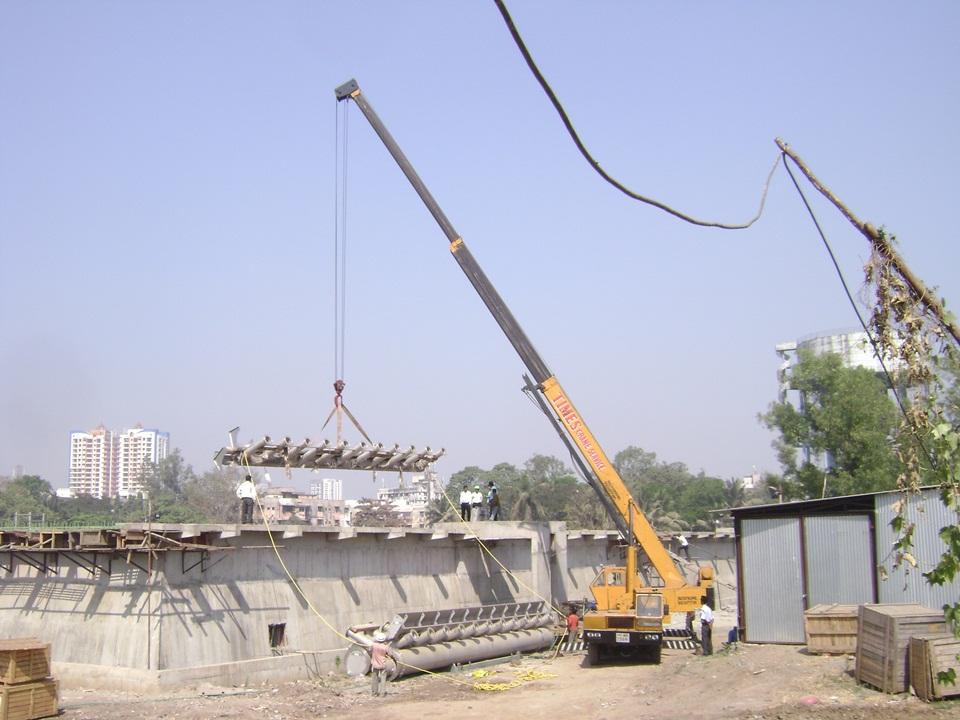02. Mechanical Equipment Istallation for 120MLD STP.